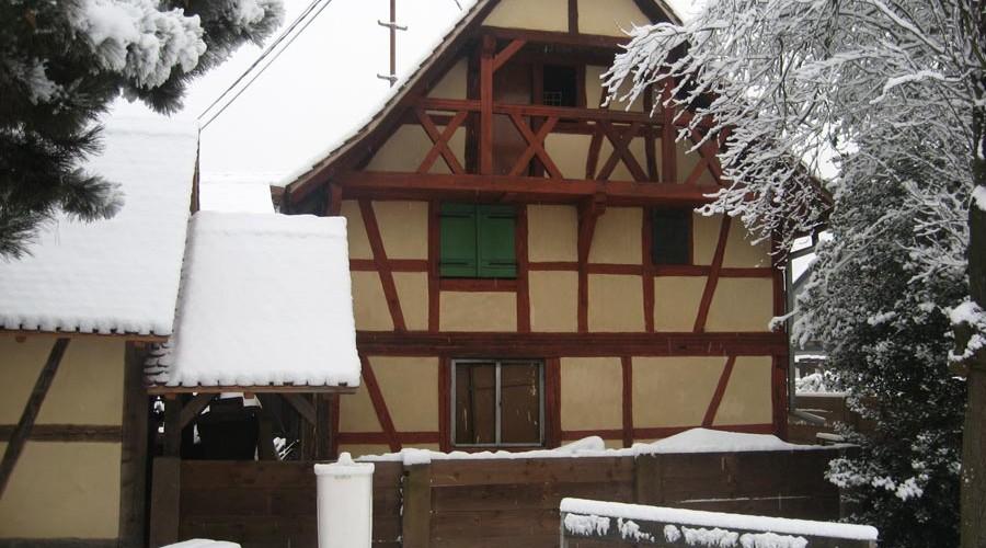 Maison Ebel
